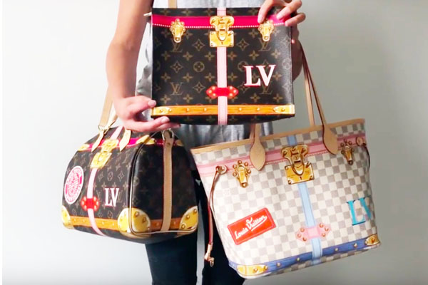 new louis vuitton limited edition 2018
