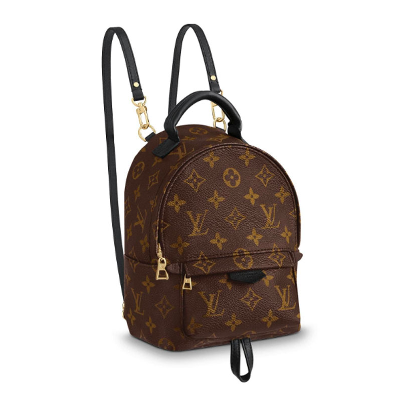 Louis Vuitton Palm Springs Mini Monogram Backpack ...