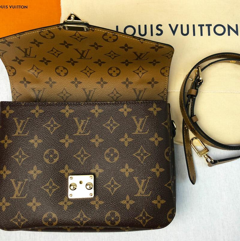 Louis Vuitton Pochette Metis - Reverse Monogram BRAND NEW - Handbagholic ce67f45d4c879