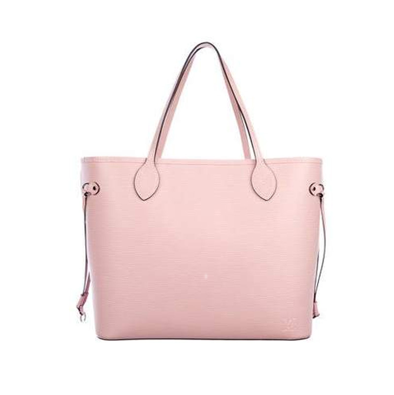 5ce8ed66d94c Louis Vuitton Neverfull MM EPI Pink with Pouch - Handbagholic