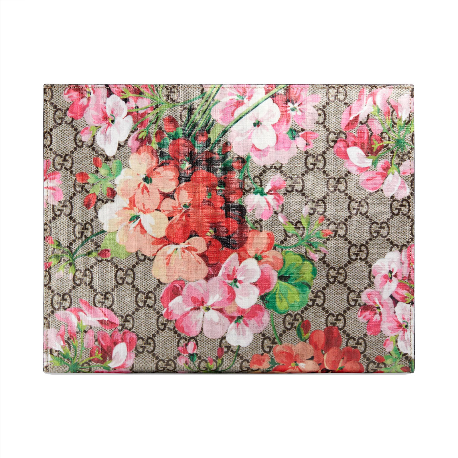 01580f0df6be Gucci Blooms Large Cosmetic Pouch / Clutch Bag - Pink Bloom ...