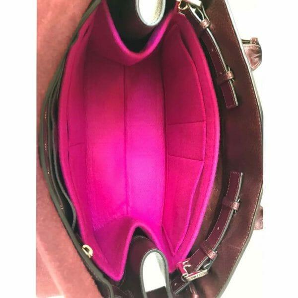 Bayswater Luxury the best bag Liner for Designer Handbag Handbagholic