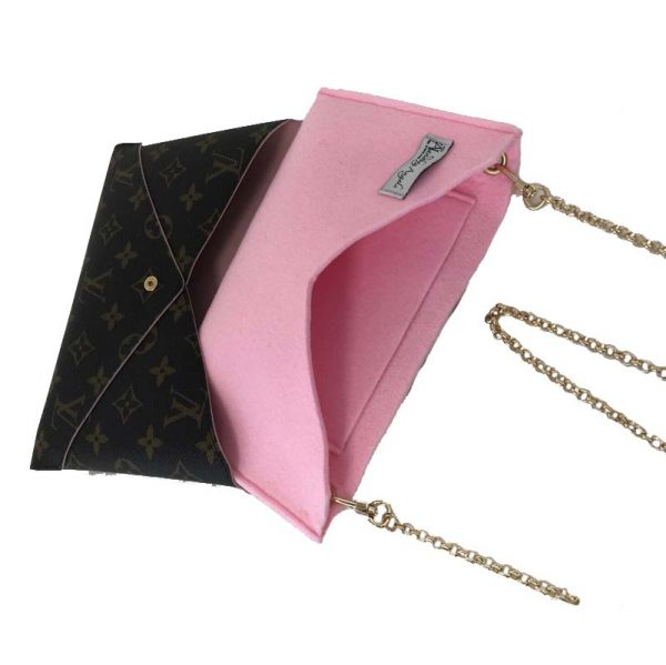 Louis Vuitton Kirigami Pouch Set Handbag Liner Conversion Kit Make Into Shoulder Bag Handbagholic 2