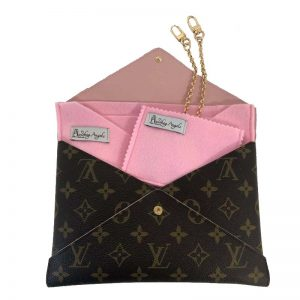 Louis Vuitton Kirigami Pouch Set Handbag Liner Conversion Kit Make Into Shoulder Bag Handbagholic