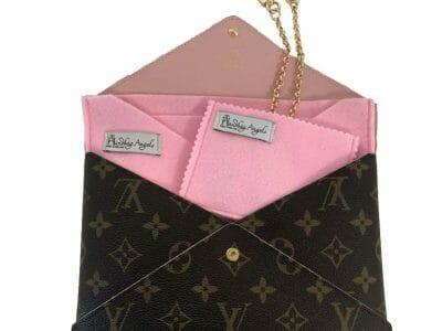 Louis Vuitton Kirigami Pouch Set Handbag Liner Conversion Kit Make Into Shoulder Bag Handbagholic