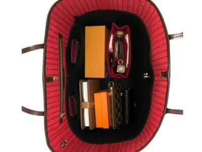 Louis Vuitton Neverfull GM Handbag Liner for Designer Handbag Handbagholic