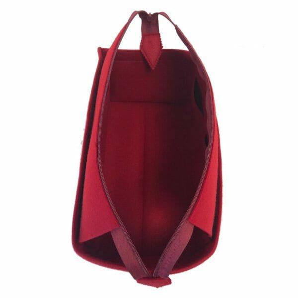 Louis Vuitton zipped pink Neverfull GM Handbag Liner for Designer Handbag Handbagholic