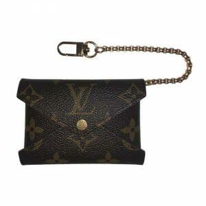 Monogram Louis Vuitton Kirigami Small Pouch Set Handbag Liner Conversion Kit Make Into Bag Charm Keyring Handbagholic