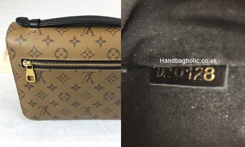 Where can i find the date code on a louis vuitton