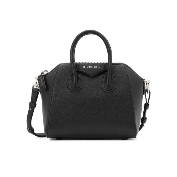 Givenchy Antigona Mini Calf leather bag black handbagholic bag