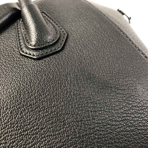 Givenchy Antigona Mini Calf leather bag black handbagholic bag blemish