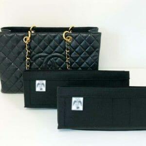 Chanel GST XL Tote Bag handbag liner protector organiser insert handbagholic