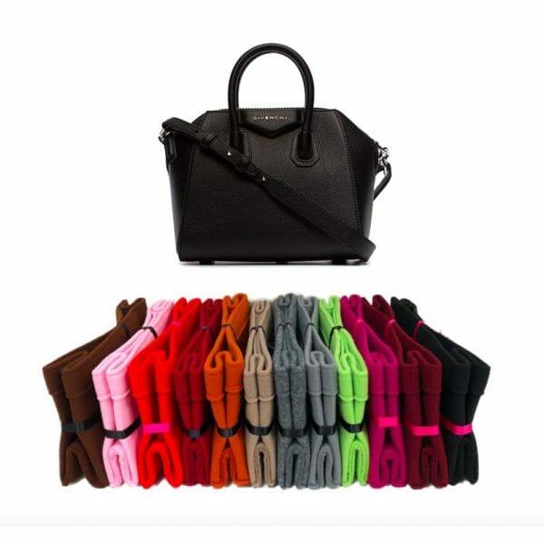 Givenchy Antigona Mini handbag liner protector organiser insert handbagholic