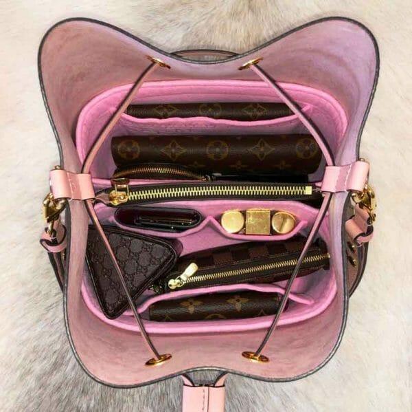 Louis Vuitton Neo Noe Luxury Handbag Liner Felt the best in the UK