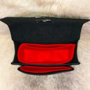 Louis Vuitton lock me BB handbag liner insert organiser inside bag 2