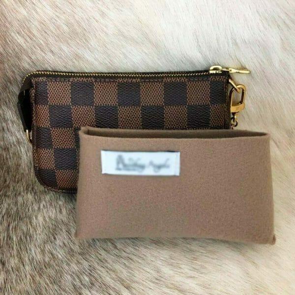 Louis Vuitton mini pochette accessories liner insert