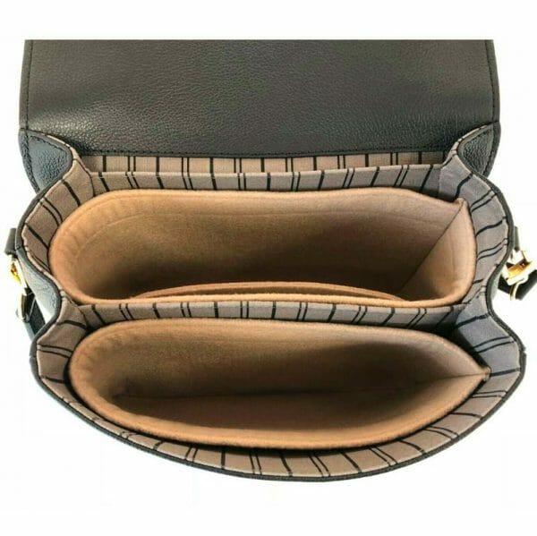 Louis Vuitton pochette metis Handbag Liner Felt handbagholic uk pink beige