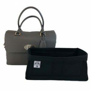 Mulberry Lana Del Rey Handbag Liner Insert Organiser black
