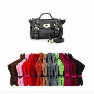 Mulberry mini alexa Bag Handbag Liner Insert Organiser