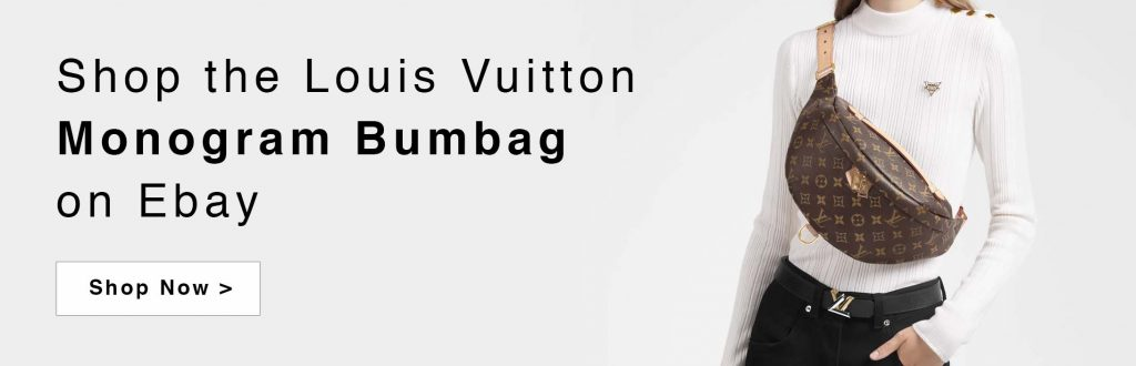 Buy louis vuitton bum bags monogram handbagholic uk