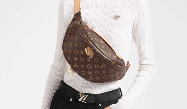 louis vuitton Bumbag how to wear and style handbagholic blog thumbnail