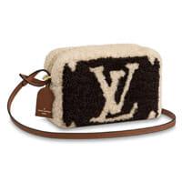 louis vuitton shearling teddy beach pouch small bag icon handbagholic 200x200px