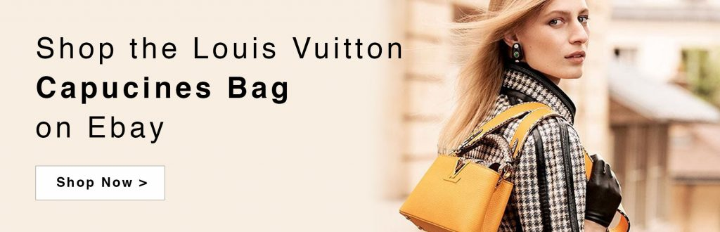 Buy the louis vuitton Capucines bag on Ebay handbagholic uk