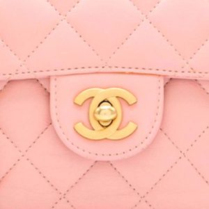 Chanel Mini Square Bag Hardware CC Clear Protectors to Stop Scratches