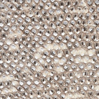 Louis Vuitton Metallic Lizard Skin Capucines Material Fabric