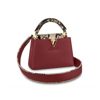 louis vuitton capucines mini bag handbag icon handbagholic carmin red 200x200px
