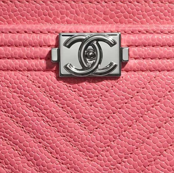 Chanel Boy Card Holder Hardware CC Clear Protectors to Stop Scratches