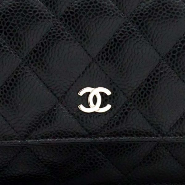 Chanel WOC Wallet On Chain Bag Hardware CC Clear Protectors to Stop Scratches Handbagholic