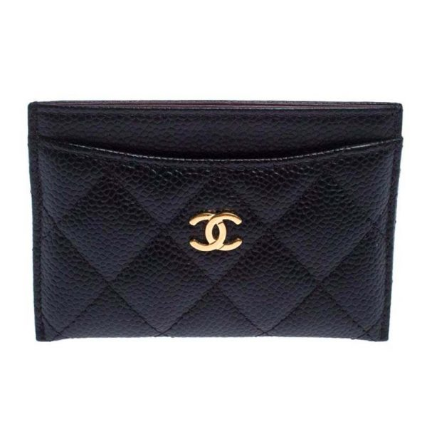 Chanel classic Card Holder Hardware CC Clear Protectors to Stop Scratches handbagholic