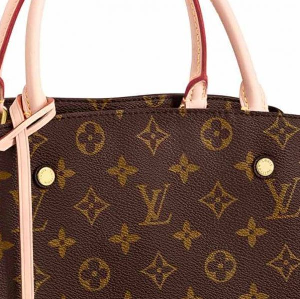 Louis Vuitton Montaigne Bag Hardware Clear Protectors to Stop Scratches Handbagholic
