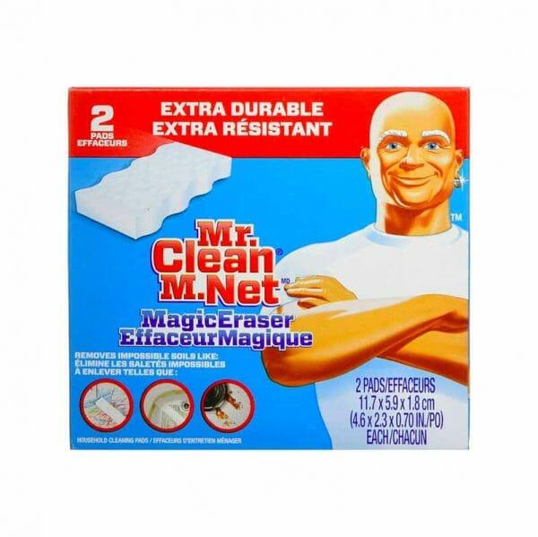 Mr Clean Magic Eraser for Louis Vuitton vachetta leather cleaner handbagholic