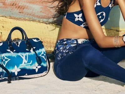 Louis Vuitton Escale Tie-Dye Summer 2020 Collection Featured Image Blog Handbagholic