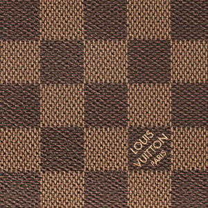 Louis Vuitton LV Damier Ebene Canvas Print How to care for