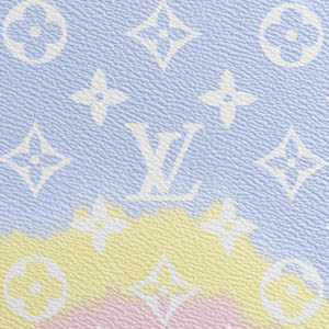 Louis Vuitton Printed Limited Edition Pastel Canvas How to care for