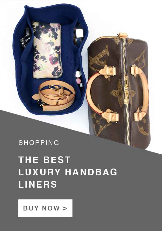 The best designer luxury handbag liners handbagholic