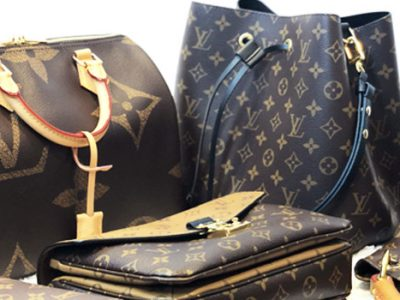 What are Louis Vuitton bags made of LV Handbagholic