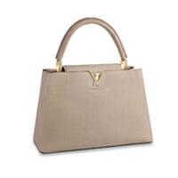 louis vuitton Capucines MM designer bag for work handbag icon handbagholic 200x200px