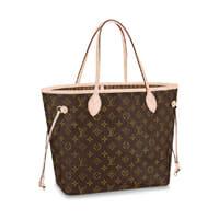 louis vuitton Neverfull MM tote designer bag for work handbag icon handbagholic 200x200px
