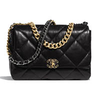 Chanel 10 Maxi Flap Bag thumbnail handbagholic 200x200px