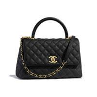 Chanel Medium Top Handle Bag thumbnail handbagholic 200x200px