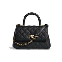 Chanel Small Top handle Bag thumbnail handbagholic 200x200px
