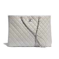 Chanel large shopper tote bag thumbnail handbagholic 200x200px