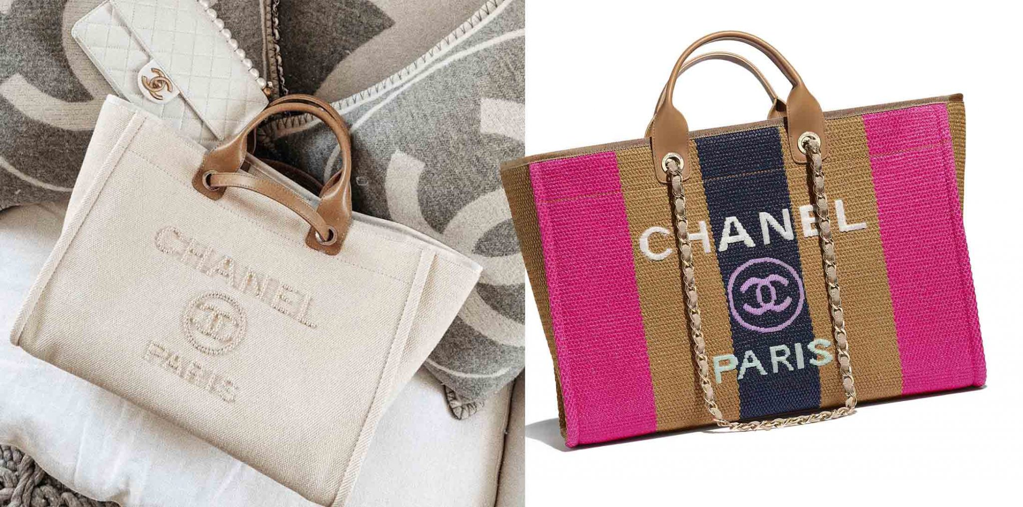 Chanel Deauville Tote Bag The Complete Guide Size and Price