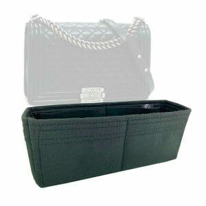 Chanel New Medium Le Boy Bag handbag liner protector organiser insert handbagholic
