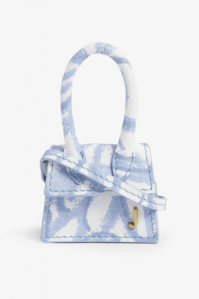 Tiny Top Handle Bag by Jacquemus Le Petit Chiquito Mini