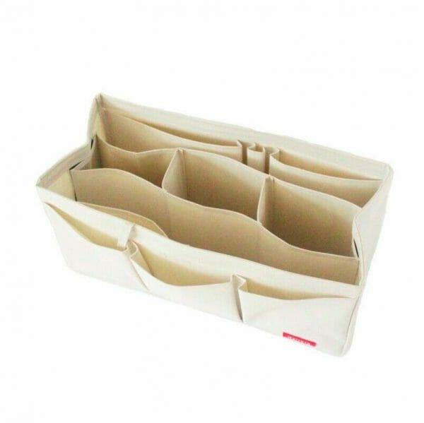 Louis Vuitton Keepall 50 Waterproof Bagliner Organiser MyLiora Ivory